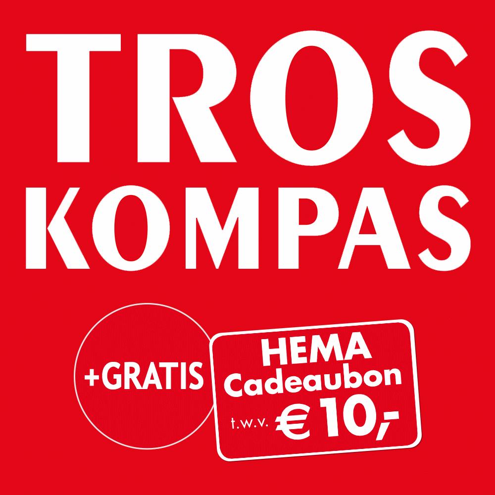 Troskompas + Hema cadeaubon